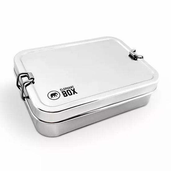 slimline reusable stainless steel lunch box