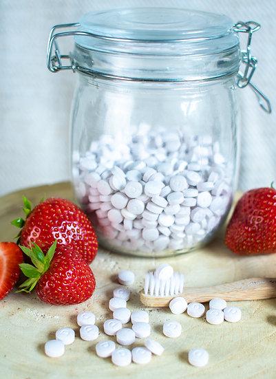 Kids Strawberry Denttabs