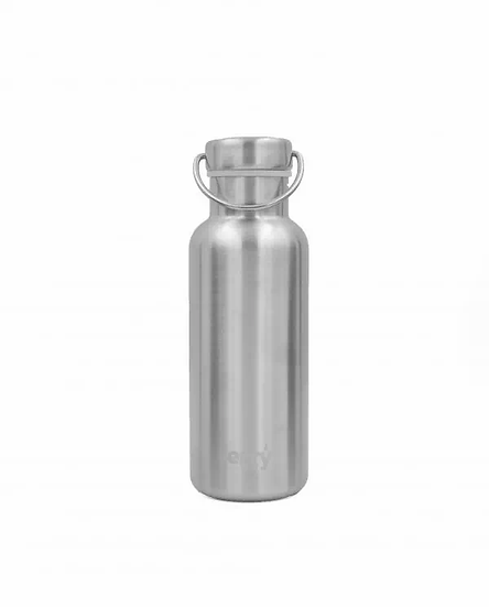 16oz jerry bottle a stainless steel insulated reusable water bottle