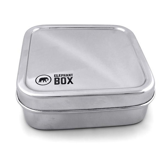 Square Snack Box