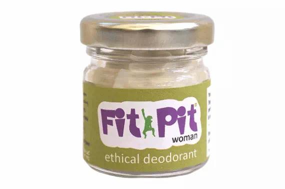 FitPit women's natural plastic-free deodorant 25ml