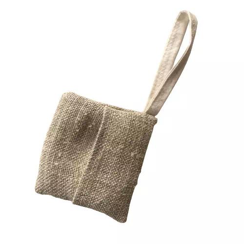 natural fibres reusable soap saver