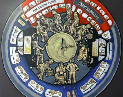 clock ticks