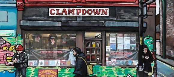 Clampdown.