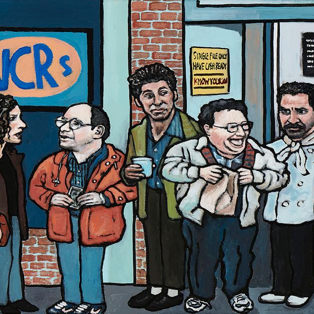 Seinfeld Jambalaya
