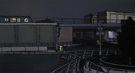 Night train (Warrington)