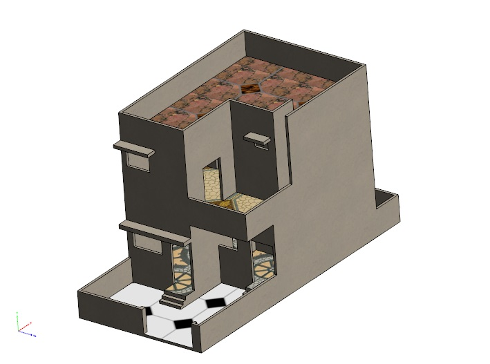 3D Design of House