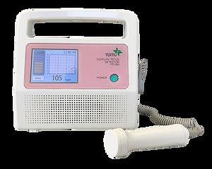 Detector Fetal Toitu FD-491 Transdutor Reto