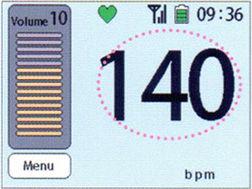 Visor Detector Fetal Toitu FD-490