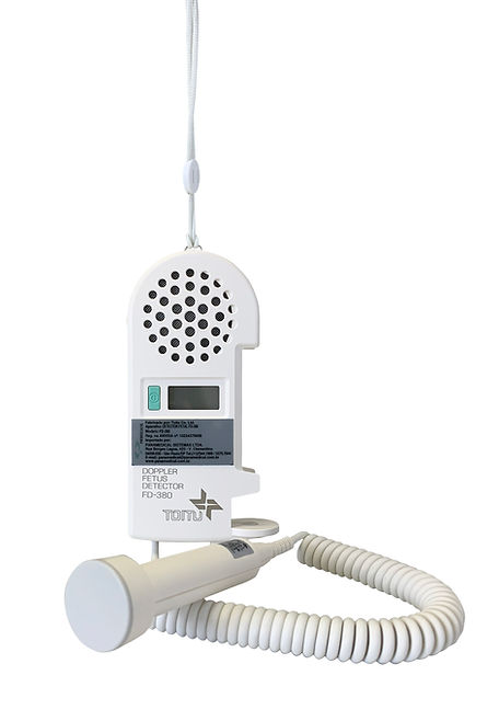 Detector Fetal Toitu FD-380