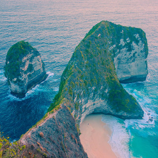 Kelingking Beach Nusa Penida Bali.JPG