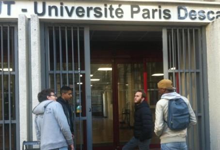 Action collective des personnels de l'IUT : lettre ouverte pour la présidence de l'UP