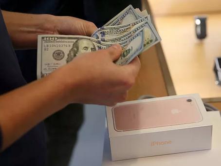 Apple hoiatas toodete hinnatõusu eest