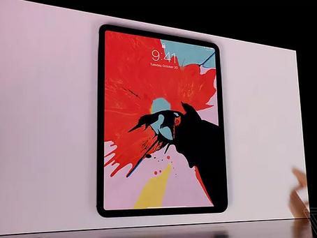 Apple esitles uut Face ID ja USB-C toega tahvelarvutit iPad Pro