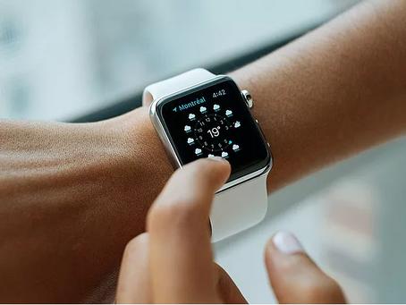 Apple Watch kaitseb teid ülesöömise eest