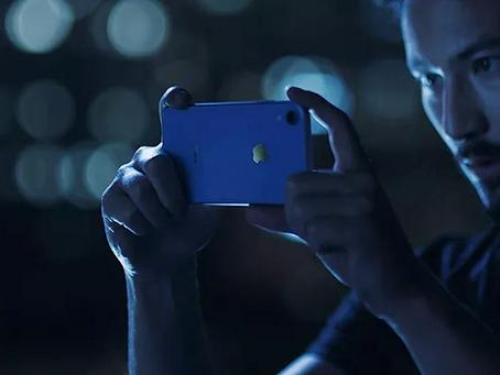 iPhone XR möödus iPhone XS-ist vähese valgusega tehtud fotode kvaliteedilt