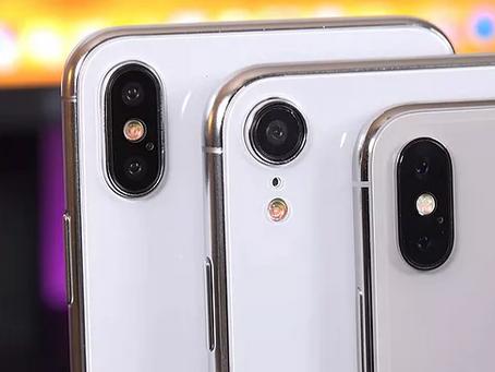 Apple'i kodulehe pildid kinnitasid uute iPhone'ide omadusi