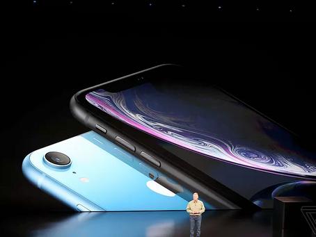 Apple esitles uut 6,1-tollist telefoni iPhone XR