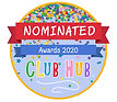 Nominated Digital Badge - Club Hub Award
