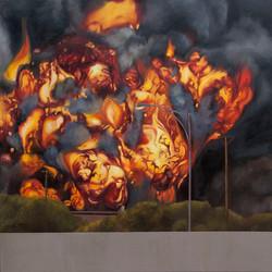 Evening Explosion