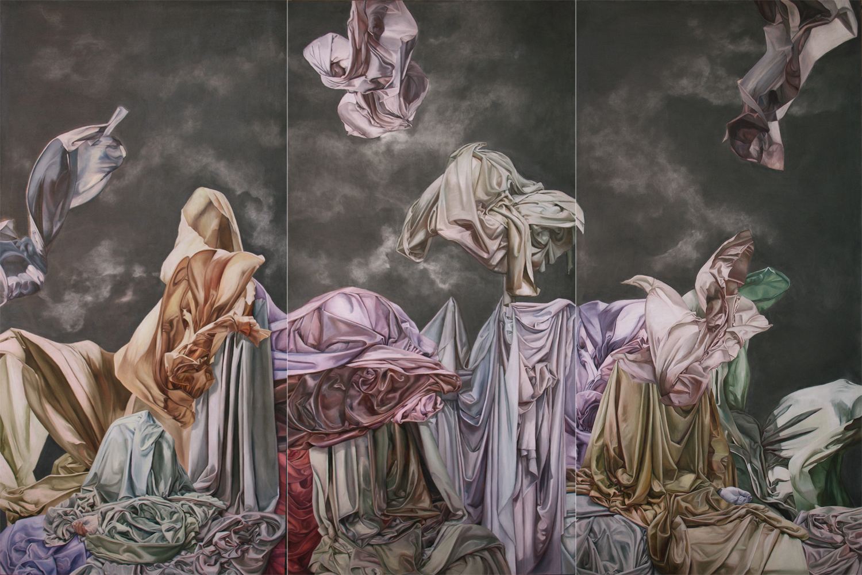 Magdalene Ascending Triptych