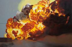 Street Explosion