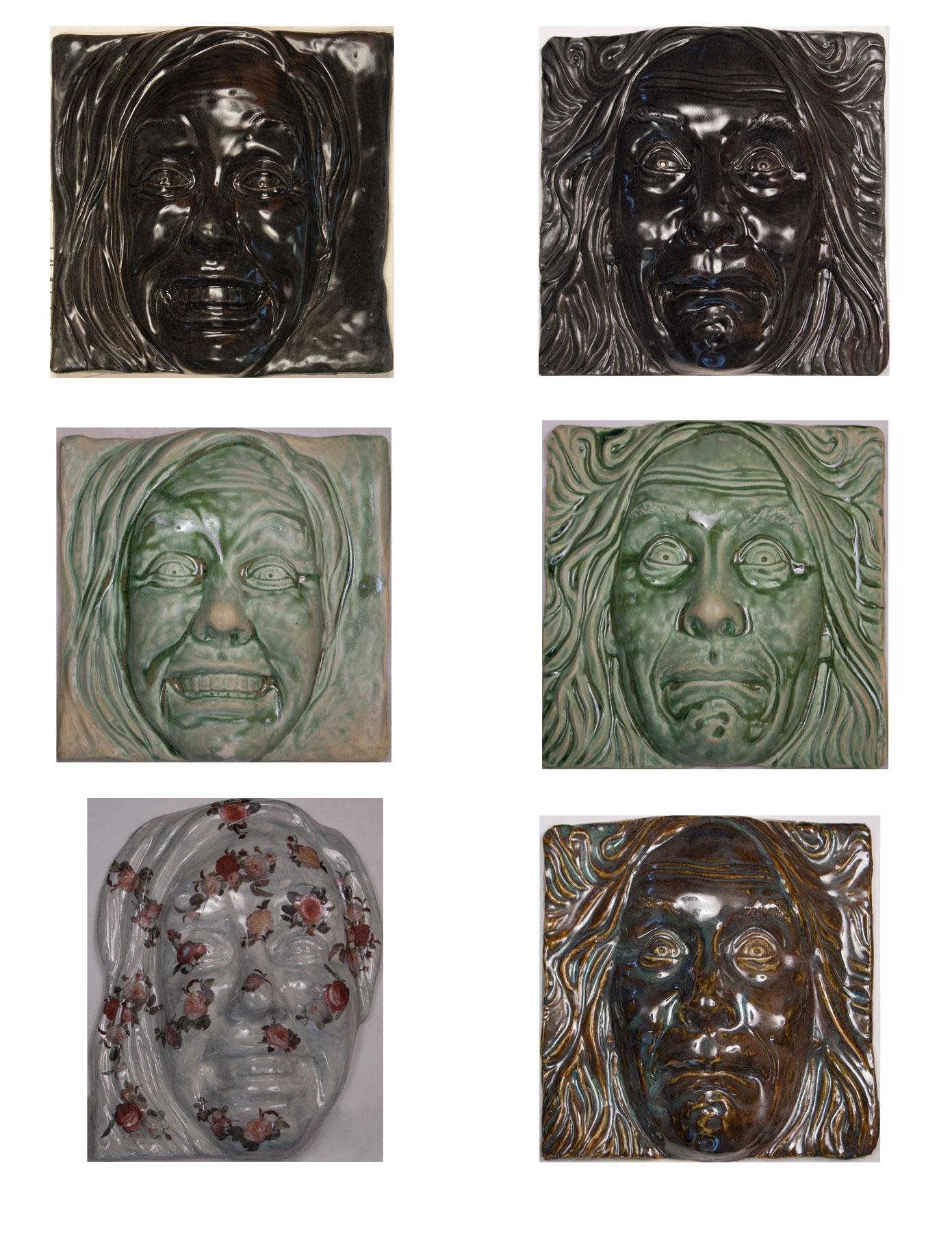 Gargoyle Tiles