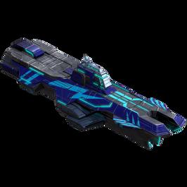 Thunderbolt Missile Storm Cruiser Skin
