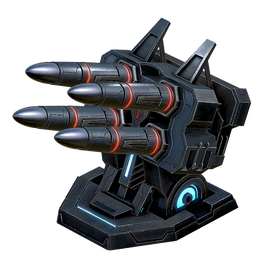 Siege Missile D55-X
