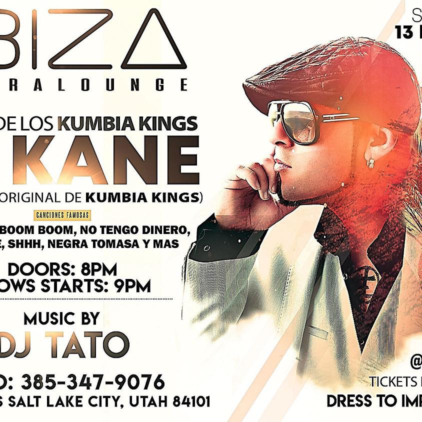 DJ  Kane La Voz de Los Kumbia Kings