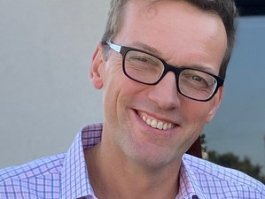 Meet Johnny Heiselberg, DCTF Mentor