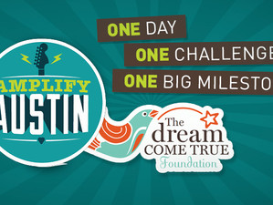 Amplify Austin starts today!