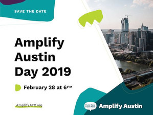 Amplify Austin 2019 is Almost Here!