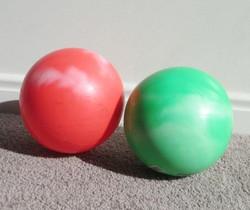 Coloured Balls