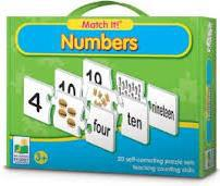Match-It Numbers