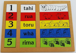 Maori Counting Puzzle