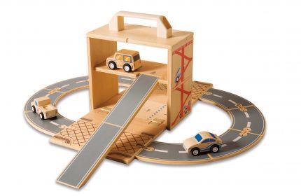 Box Car Sert