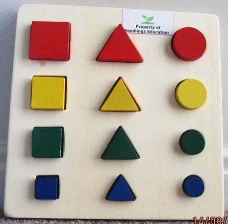 Shape Board
