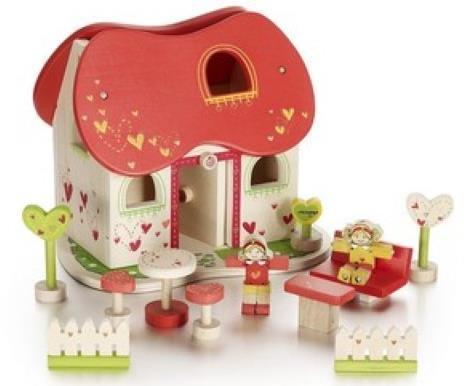Fairy Tale Dollhouse