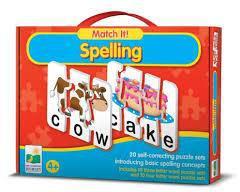 Match-It Spelling