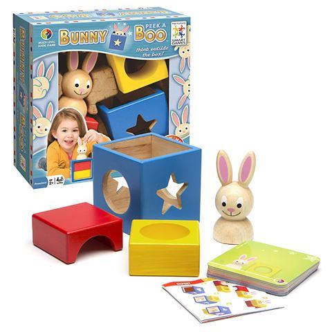Bunny Boo Smart Game