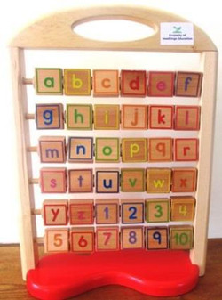 ABCs and 123s Abacus
