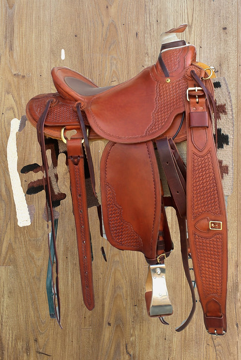 Cable Wade Saddle