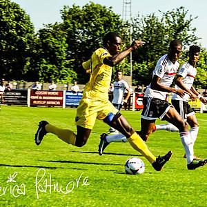 Wealdstone FC v Fulham FC