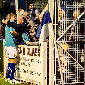 Wealdstone v Poole Town FC