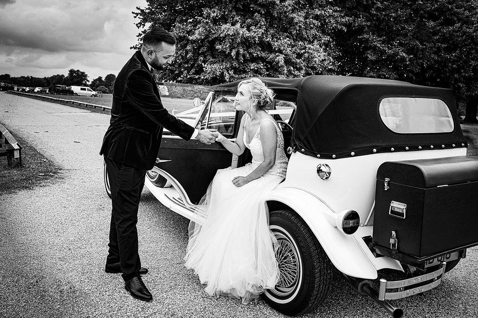 Freddie Patmore wedding photographer