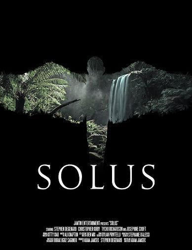 SOLUS MOVIE POSTER