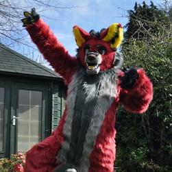 Harkus Demon Dog