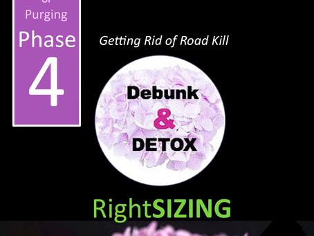 Purging: Phase 4 Debunk & Detox