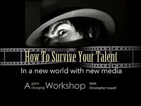 Christopher Lowell Student Workshop